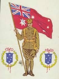 Red Ensign Australian Flag prop2